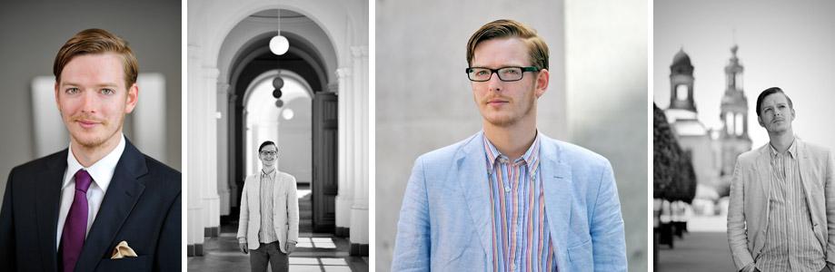 Portraits von Felix Rumpf